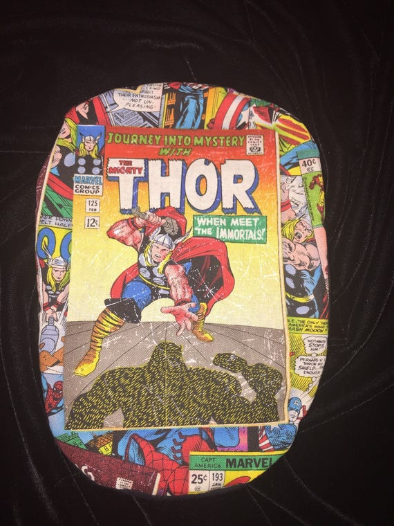 Ileostomy bag cover, Thor version