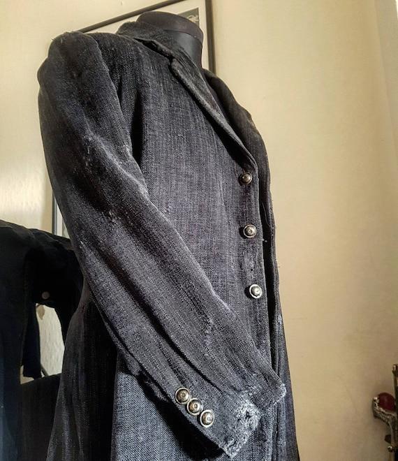 Doctor Who coat Extremis cosplay coat peter capaldi