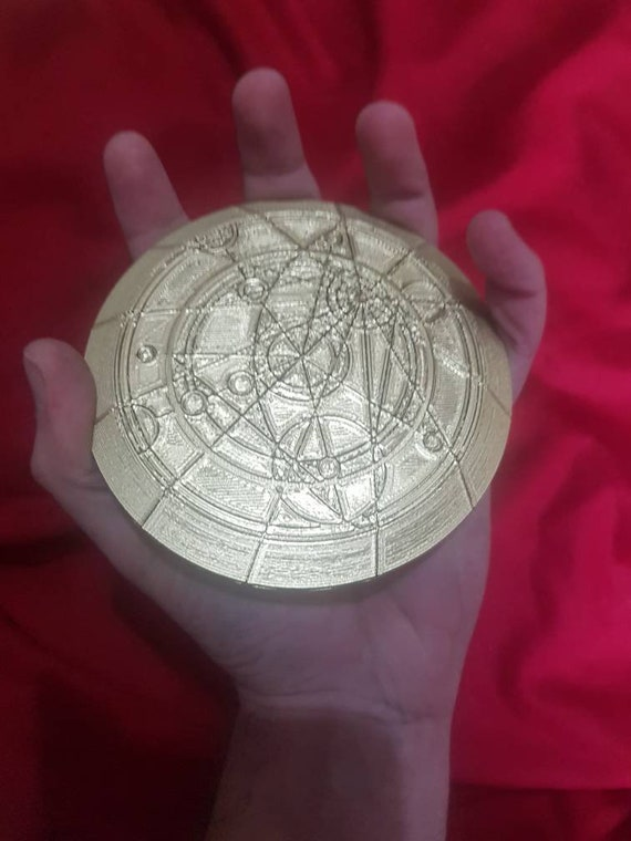 Doctor who confession dial replica cosplay prop