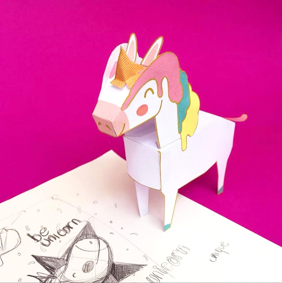 Paper Molding Craft