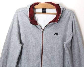 90 s Nike Track Jacket Blue Nike Windbreaker Nike  95039fe966f