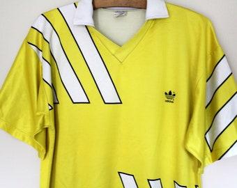 955c6039928789 Very Rare 80 s Adidas Shirt