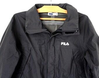 2043cc3b18b Vintage des années 90 Fila veste