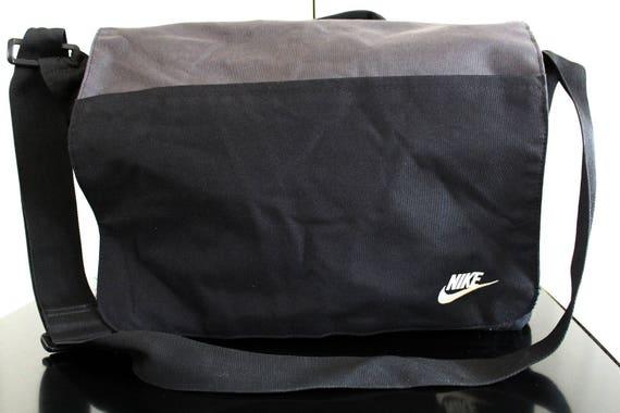 5937f4708c8 Vintage Nike Bag 90 s Nike Shoulder Bag Retro Nike   Etsy