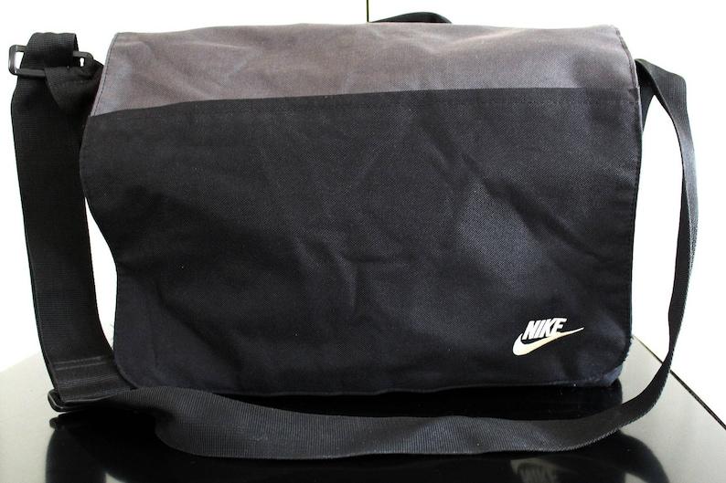 b9130b1cb78e79 Vintage Nike Bag 90 s Nike Shoulder Bag Retro Nike