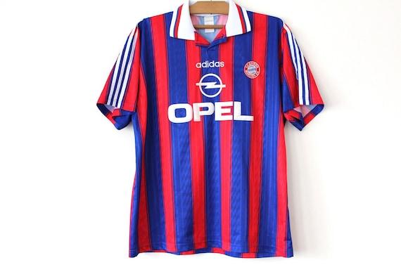 Signed XLarge Bayern 1997 Home Football in Autograph Jersey Munchen Portugal 1995 Original Shirt Made Adidas Commemorative Bayern Munich 70fxRf