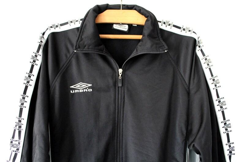 retro umbro jacket