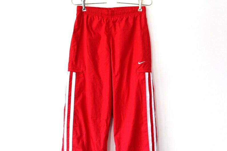 d0a02beeedd4 Vintage Nike Sport Pants 90 s Nike Windbreaker Nike