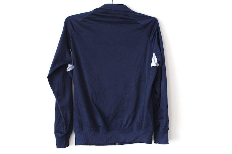 ebaec495acca 90 s Nike Track Jacket Blue Nike Windbreaker Nike