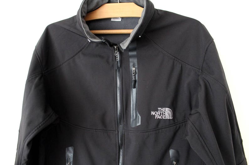 7363444e6 90's The North Face Jacket, Vintage North Face Summit Series Jacket, The  North Face Windbreaker, Yacht Waterproof, Ski, Mountain Jacket Sz L