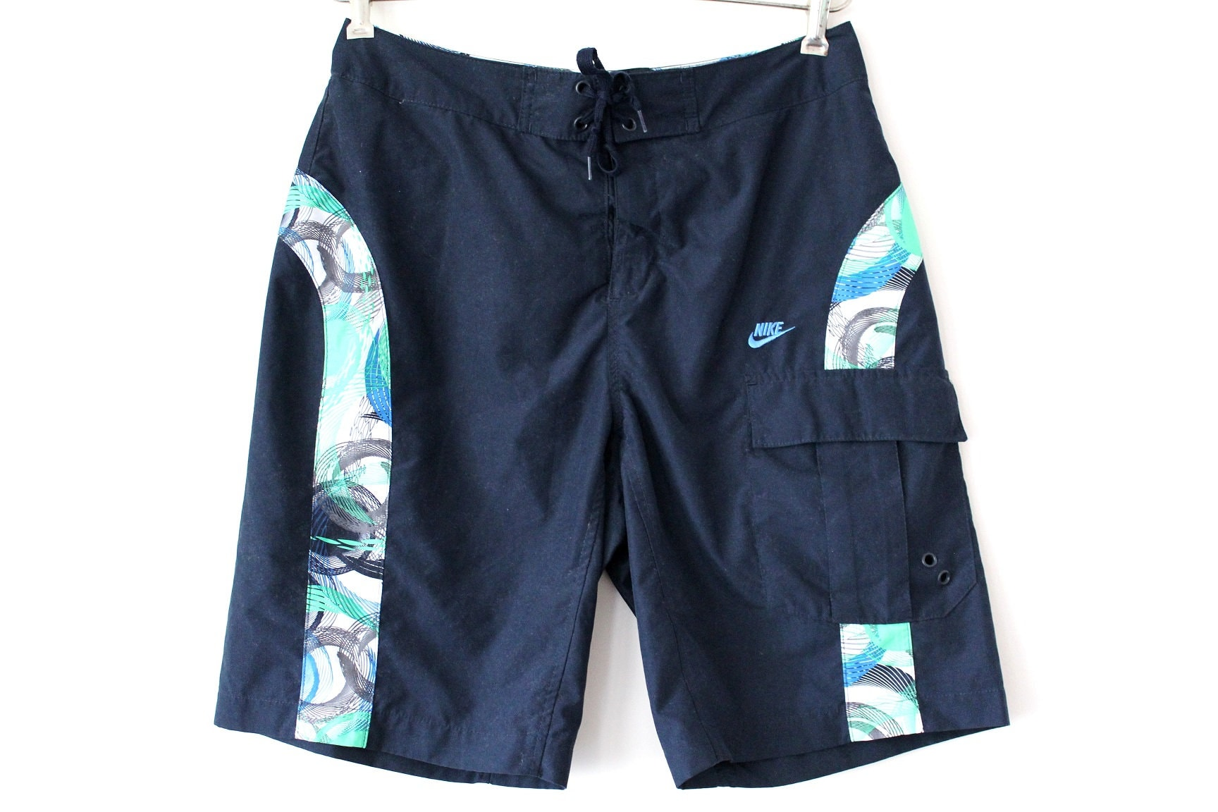 Decano Incontable préstamo  90's Nike Shorts Vintage Nike Sport Bottoms Blue Nike   Etsy