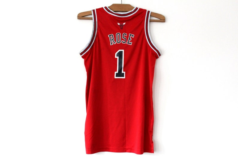 Tank In Di Jersey Rosso Adidas PallacanestroEtsy Top 0kwOnP