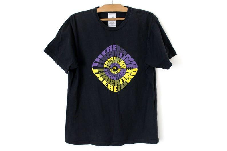 9450e0a0 Vintage Nike T-shirt 90's Nike Shirt Black Nike | Etsy