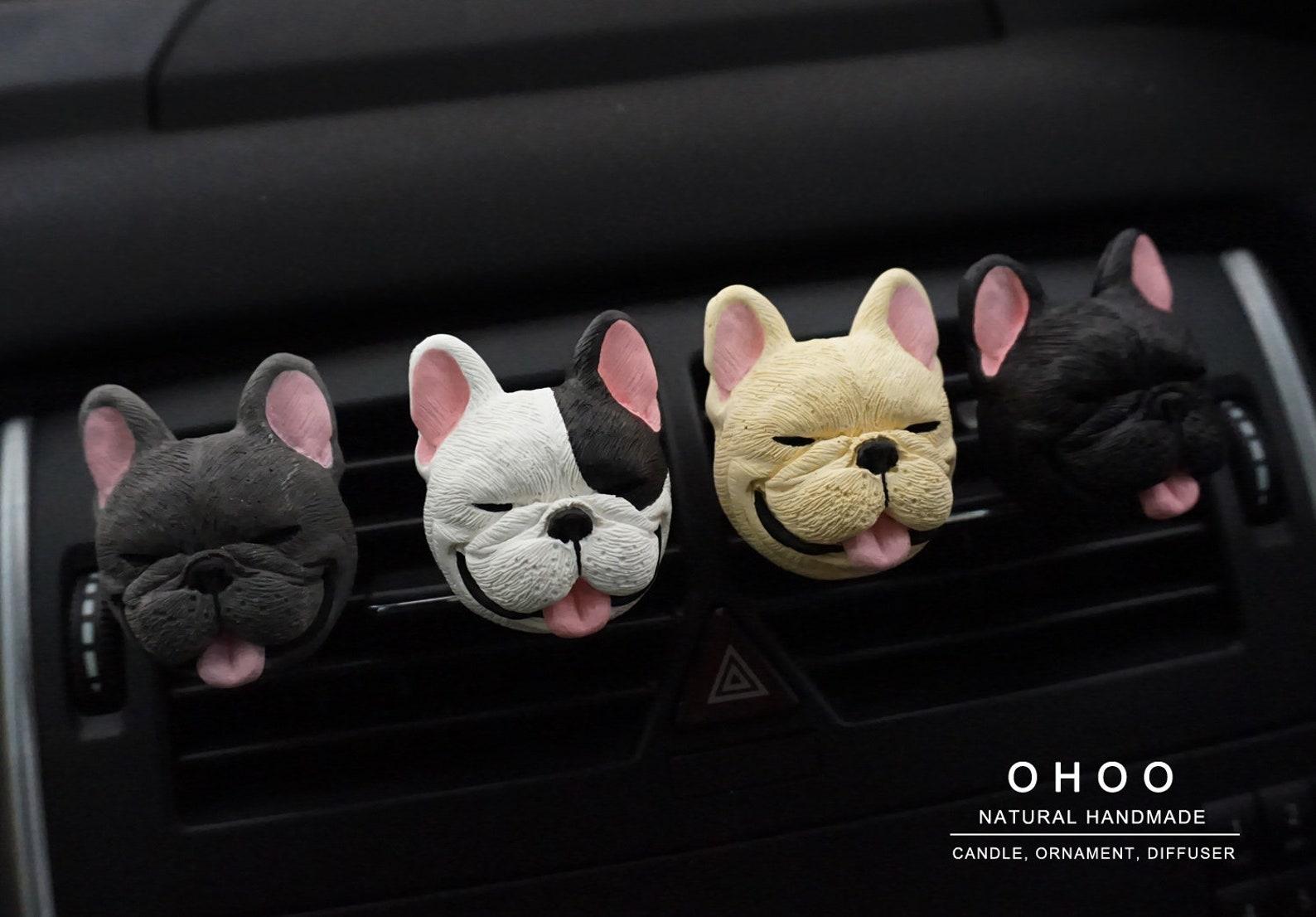 French Bulldog Car Air Freshener