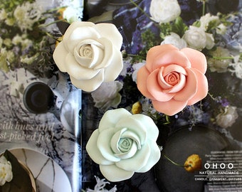 Car Air Freshener( Rose)|Car Accessories|Car vent clip|Plaster air freshener|Car freshener|Car Diffuser|car interior decor|wedding favours