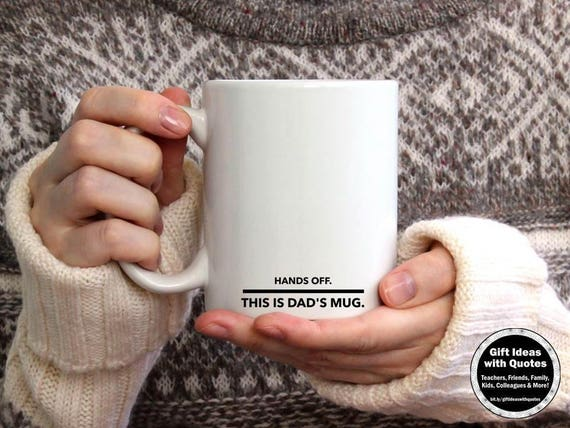 Funny Gift For Dad Fathers Day Gift Idea Coffee Cup For Etsy