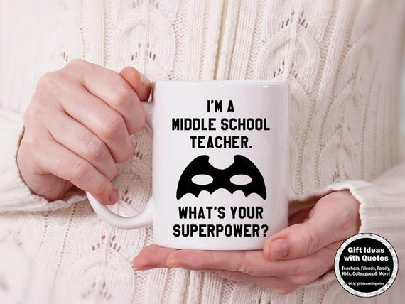 middle school teacher gifts thank you teacher appreciation