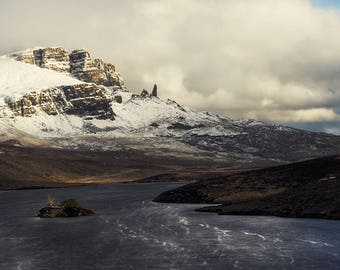 Landscape Photography, Old Man of Storr, Isle of Skye , Scotland