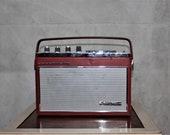 Vintage Home Radio NORMENDE Transita Automatic Made in Western Germany Radio