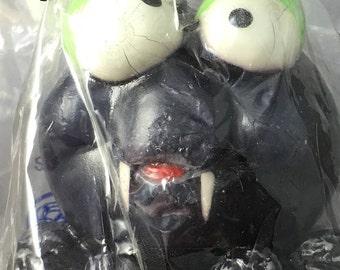 Halloween Spider Vampire Candle