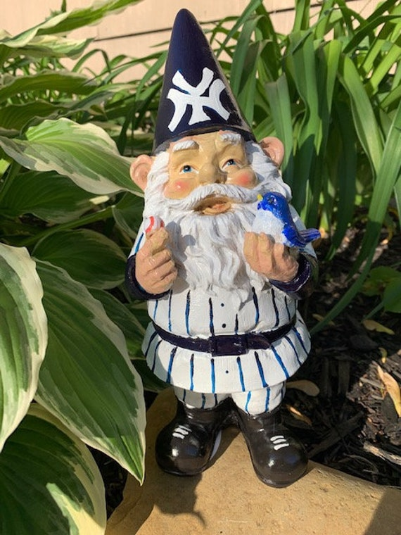 New Vintage Resin Outdoor Garden Paul Gnome Colourful Figurine Ornament Gift Art