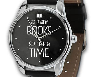 So Many Books So Little Time Watch