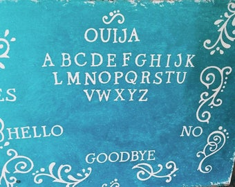Ouija Board Edgar Allan Poe #1