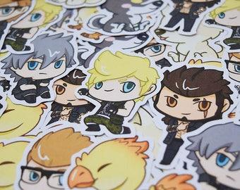 Final Fantasy XV Sticker Set