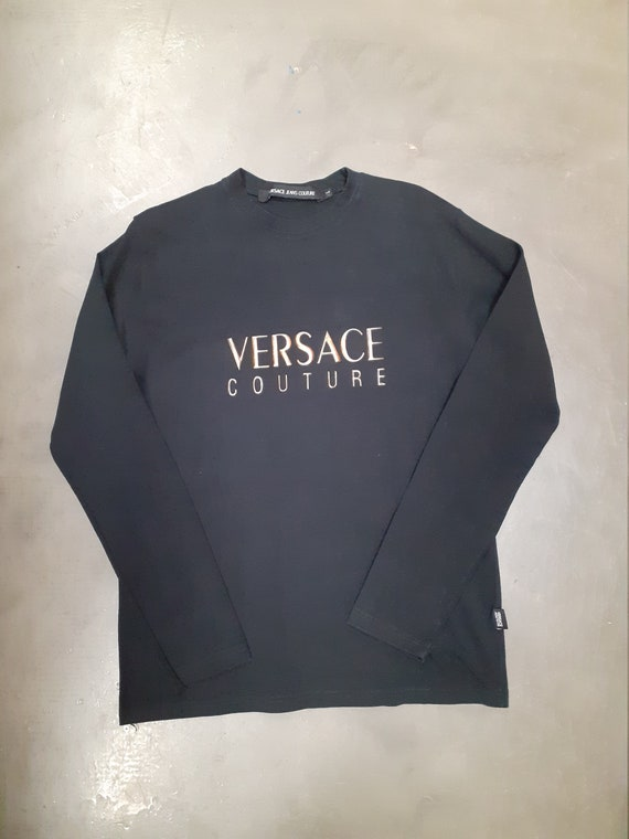 T-SHIRT VERSACE COUTURE
