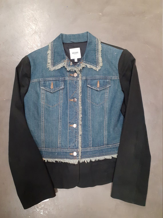 Jacket jeans MOSCHINO