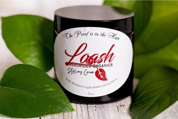 Loash Styling cream
