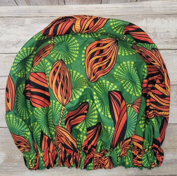 Adult Loash Green Botanicals Bonnet