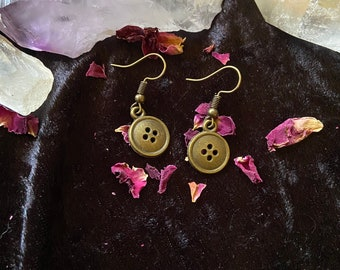 Coraline Earrings Etsy