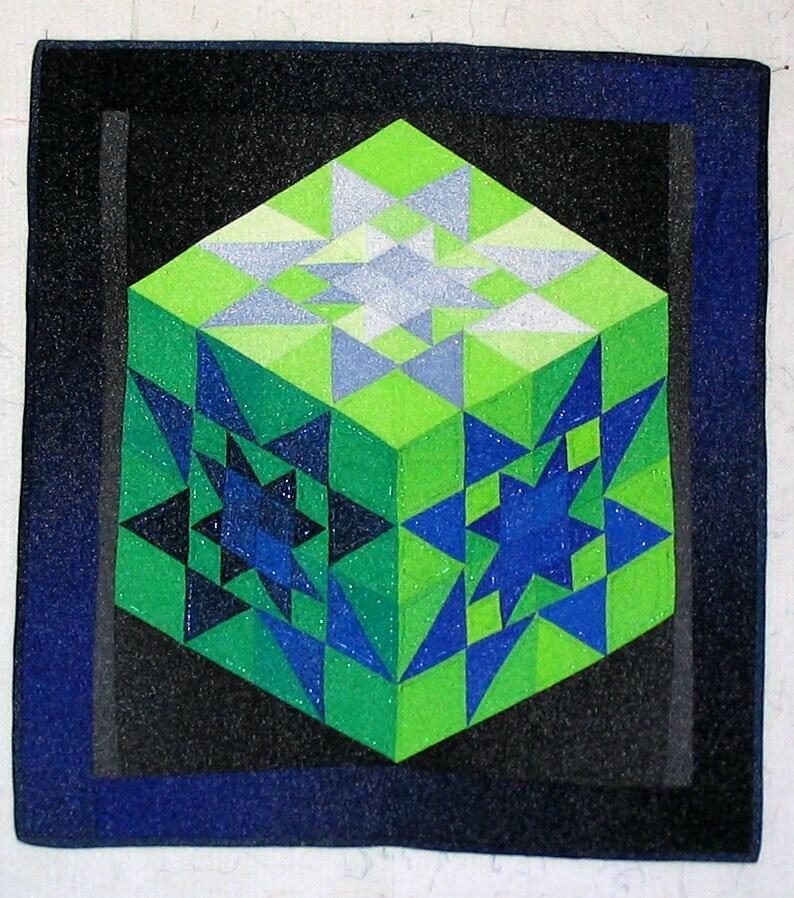 Star Galore Quilt Pattern PDF