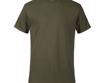 5d0a2106891 Men s Army Green Shirt with Fringes perfect for Hebrew Israelites