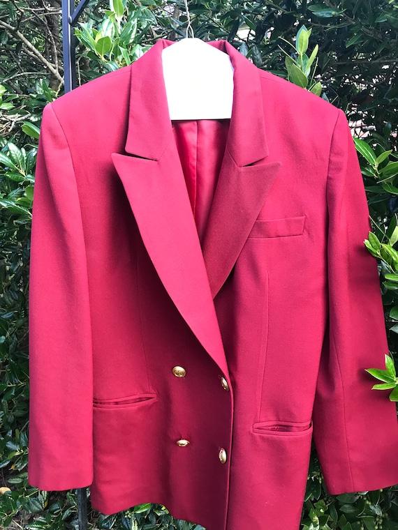 1980s Christian Dior RTW Power Suit