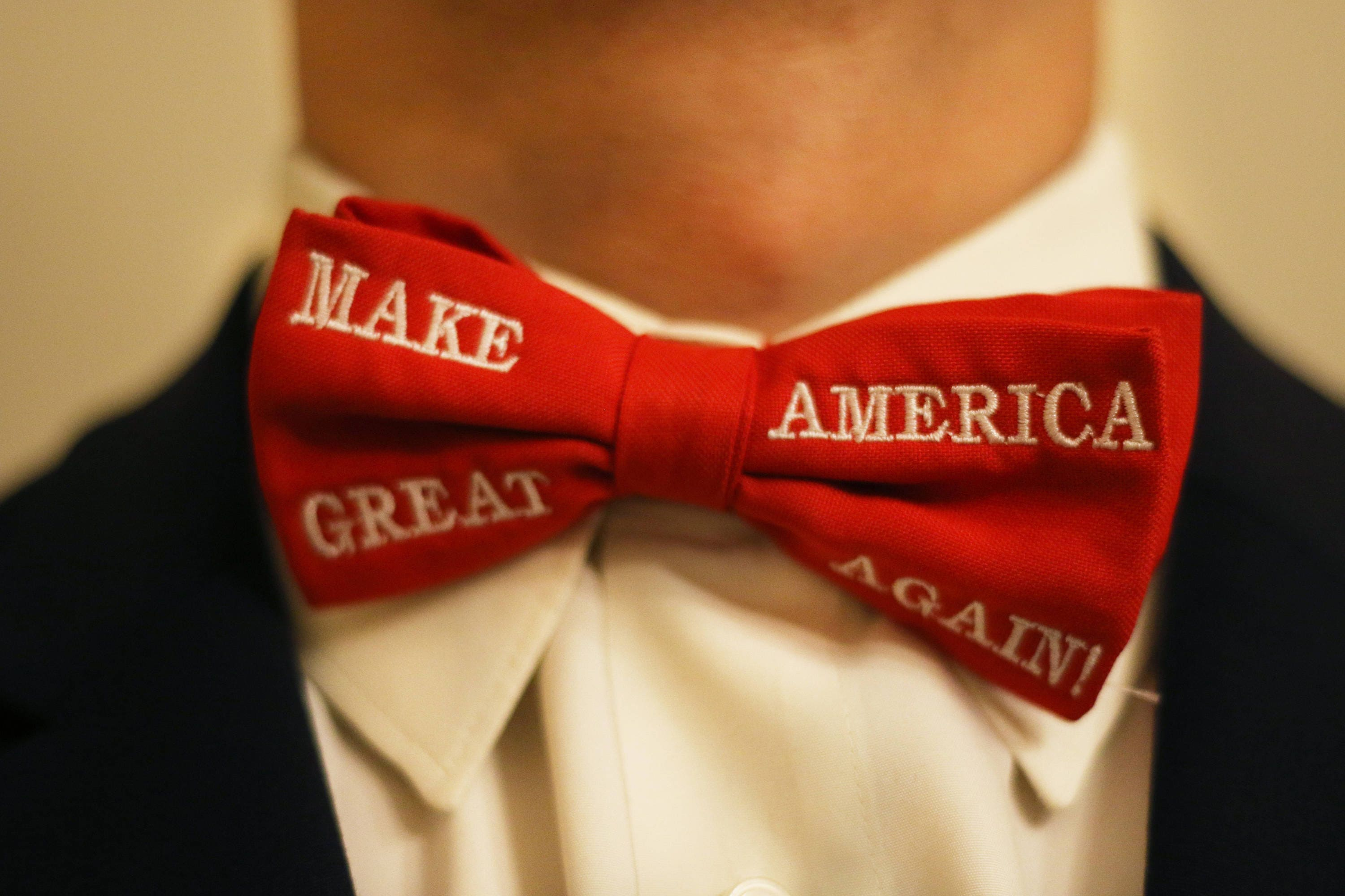 Make America Great Again Bow Tie   Etsy