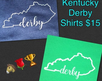 Kentucky Derby Shirt