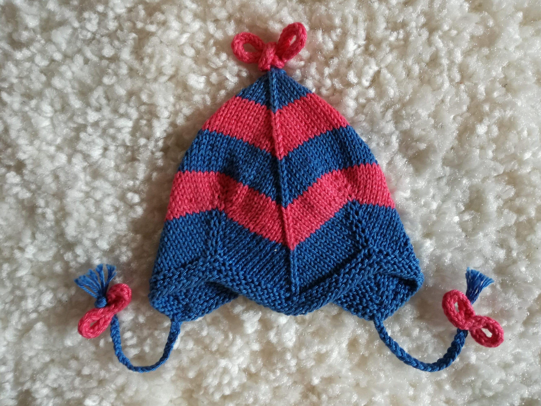 Newborn devil hat cappellino diavoletto. Photograpy prop  e05be3fa5144