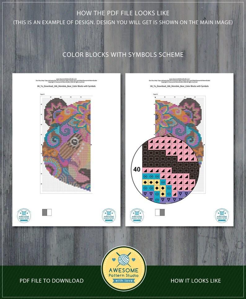 Cross Pattern Needlepoint Kits Black Canyon National Park  #P612 Embroidery Cross Stitch Pattern Instant Download Cross Stitch Kits