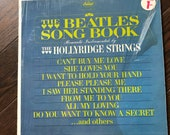 The Beatles Song Book The Hollyridge Strings Capital Records T-2116