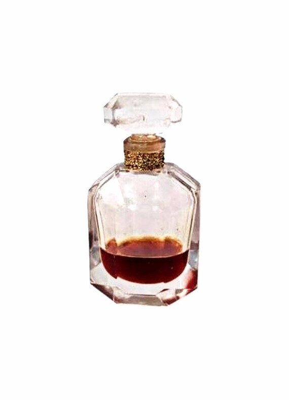 Vintage 1980s Forever Krystle by Carrington 0.25 oz Pure Parfum Estate Find Original Formula Discontinued Perfume