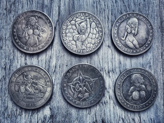 Hobo Nickel Collection