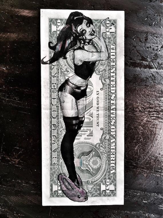 Hobo Bill Harley Quinn #3 by NSH
