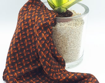 Foulard in pure silk unisex LeBoncine by tizianocremonini