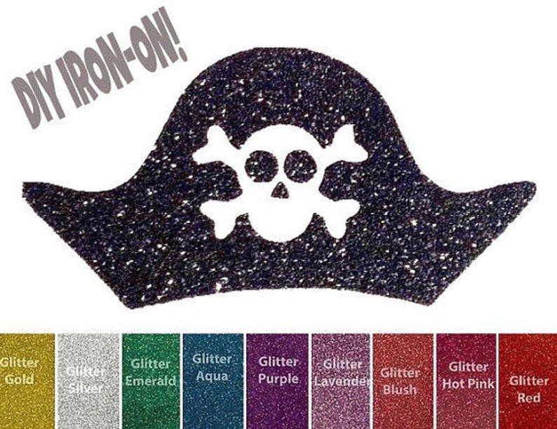 Diy PIRATE HAT SKULL Iron On, Vinyl Applique, Costume Accessory, Halloween,  Shirt, Logo, Children, Girl, Adult, Toddler, Patch, Transfer