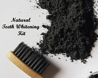 Activated Charcoal Teeth Whitening, Teeth Whitening Powder, Organic Teeth Whitening, Activated Charcoal, Charcoal Toothbrush, Healthy Gums