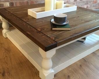 large square coffee table Square coffee table | Etsy large square coffee table