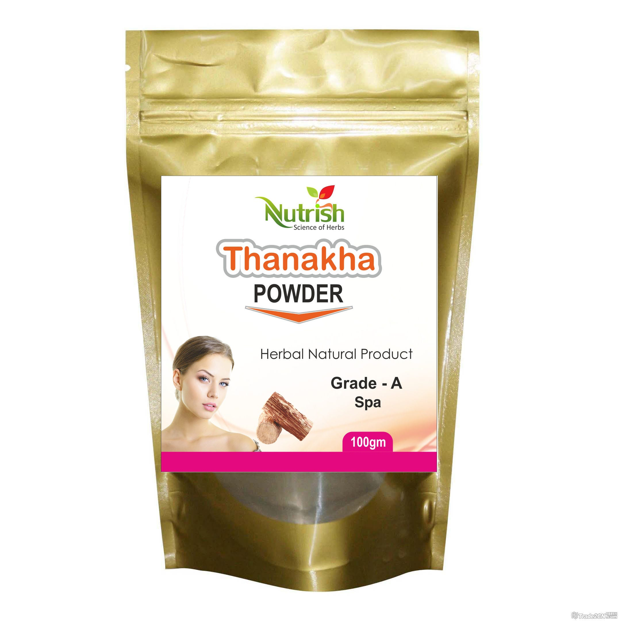 Thanaka Powder Grade A 100 Gm For Hair Removal And Skin Etsy