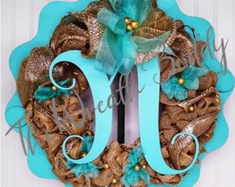 Wreath Buddy   Personalized Wreath   DIY Wreath   Everyday Wreaths   Front Door Wreaths   Front Door Décor   Year Around Wreaths